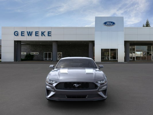 2020 Ford Mustang Ecoboost In Yuba City Ca Sacramento Ford