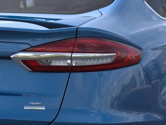 2020 Ford Fusion Se In Yuba City Ca Sacramento Ford Fusion